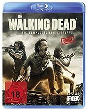 Limitierte Erstauflage mit O-Card und exklusivem Artcard-Set! Exklusiv auf Blu-Ray: 6 Episoden auch als Extended Episoden verfügbar (Originalton) Der schier endlose und gnadenlose Kampf gegen das Grauen der Zombie-Apokalypse hat Rick und die restlich...