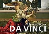 Postkartenbuch da Vinci - Anaconda