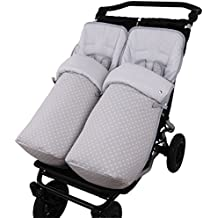 Saco Silla Mountain Buggy Duet