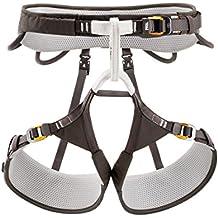Petzl Klettergurte Aquila - Arnés de escalada, color negro, talla m