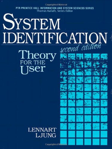 System Identification: Theory for the User (Prentice Hall Information and System Sciences Series) por Lennart Ljung