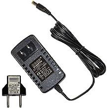 HQRP Adaptador de CA para Casio CTK100, CTK200, CZ1000, CZ230S, DG10,