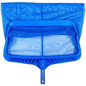 Bodenkescher f/ür die einfacher Reinigung im Schwimmbecken H/öfer Chemie Kescher Deluxe f/ür Pool und Schwimmbad