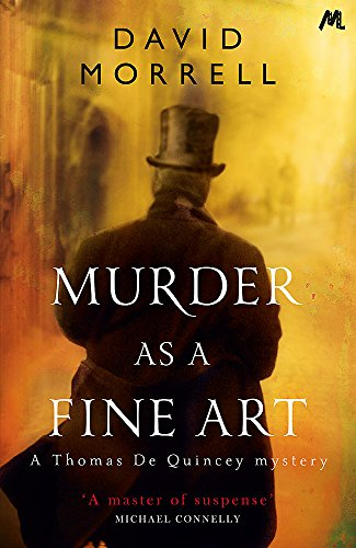Murder as a Fine Art Cover Image