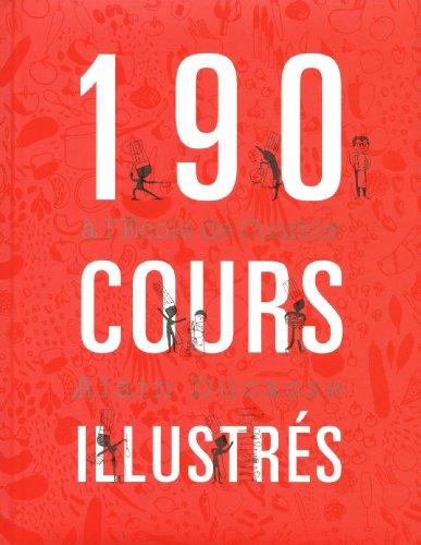 190 cours  l'cole de cuisine Alain Ducasse