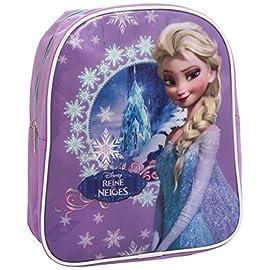 Frozen Disney Elsa Anna Ragazze Bambini Cartone Animato Scuola Zaino Bookbag Pranzo Box Set