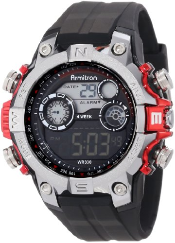 armitron-mens-48mm-black-polyurethane-band-plastic-case-quartz-digital-watch-40-8251red