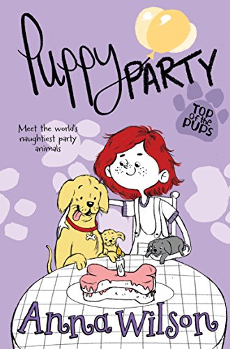 Puppy Party (Top of the Pups Book 4) (English Edition)