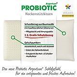 Orthopädisches Nackenstützkissen – Der Testsieger Probiotic Argentum - 2