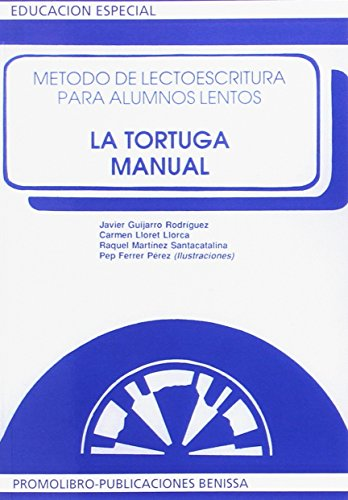 la_tortuga_manual_pel_profesor_metodo_lectoescritura_alumnos_lentosr1988 por hardcover