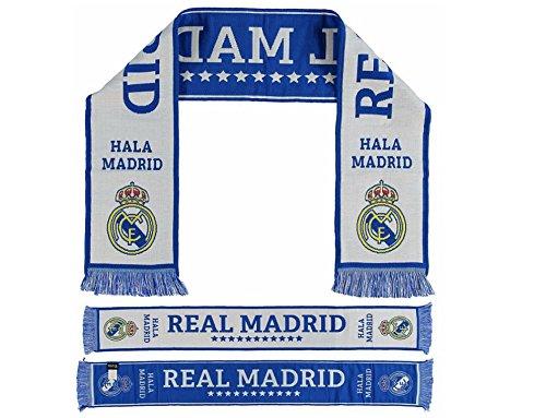 Bufanda Telar Real Madrid CF El Mejor Club Del Mundo