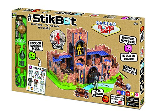 Zing S1062Set stikbot Video Castle