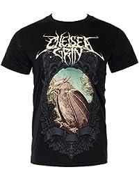Chelsea Grin Eagle From Hell officiel Homme nouveau Noir T Shirt