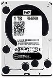 WD Desktop Black 1 TB  interne Festplatte SATA, 6Gb/s 128MB interner Speicher (Cache) 8,9cm 3,5Zoll 7200rpm interne HDD, RoHS konform, Bulk, WD1003FZEX