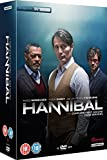 Hannibal - Season 1-3 [DVD] - Studio Can...