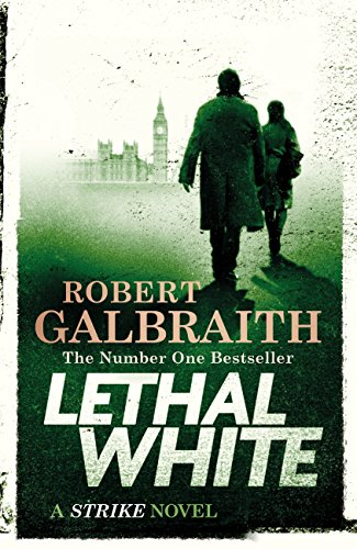 Image result for lethal white robert galbraith