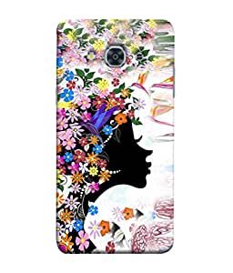 PrintVisa Designer Back Case Cover for Samsung Galaxy J3 2017 (Modern Sketch Colorful Decoration Illustration Creative Colour)