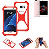 K-S-Trade® Mobile Phone Bumper For Bluboo Dual Silicone