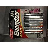 Energizer RechargeTM AA 8 Batteries