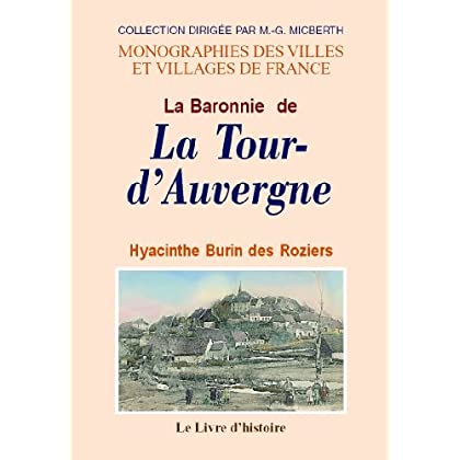 La Tour d'Auvergne (la Baronnie de)