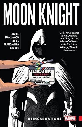 Moon Knight Vol. 2: Reincarnations (Moon Knight (Moon Superhelden Knight)