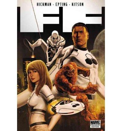 [Fantastic Four: v. 1] [by: Jonathan Hickman]