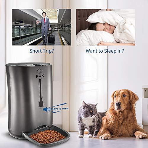 Zoom IMG-3 7l alimentatore automatico pet feeder