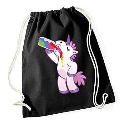 Drinking Unicorn Borsa De Gym Nero Certified Freak