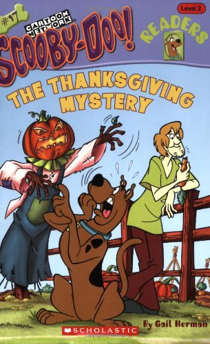 The Thanksgiving Mystery (Scooby-Doo Reader)