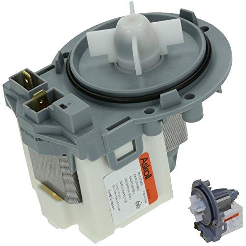 Motor Pumpe Rohrreinigungs-Spirale (A Brechbeutel)-Waschmaschine-LG-ref53015