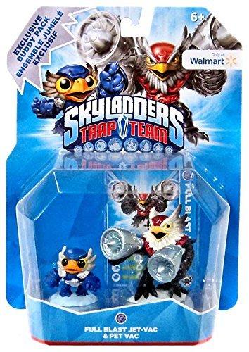 Skylanders Trap Team Full Blast Jet Vac & Pet Vac Buddy Pack [Videospiel]
