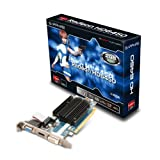 Sapphire AMD Radeon HD 6450 Grafikadapter (PCI-e, 2GB GDDR3 Speicher, DVI, HDMI) - 3