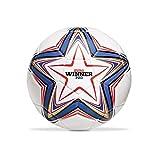 Mondo 13924 - Pallone Cuoio Size Euro Winner PRO Ass.To 2 MOD. 5 400 G.