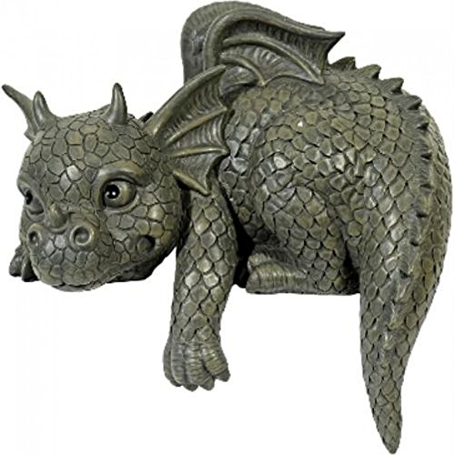 Dragon! Yard! Figure! Gargoyle!