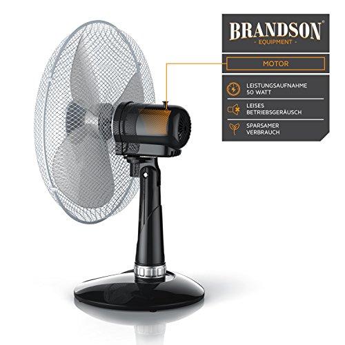 Brandson – Tischventilator 40cm | Tisch Bild 3*