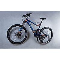 trelixx Fahrrad Wandhalter Mountainbike aus Plexiglas®, Design Radhalter Wandmontage, 1000fach verkauft