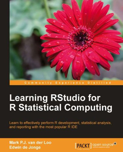 Learning RStudio for R Statistical Computing (English Edition)
