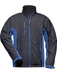CRAFTLAND Softshell-Jacke - 19990 - marine/royalblau - Größe: 4XL