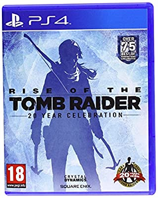 Rise of The Tomb Raider: 20 Year Celebration (PS4) by Square Enix