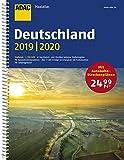 ADAC Maxiatlas Deutschland 2019/2020 1:150 000 (ADAC Atlanten) -