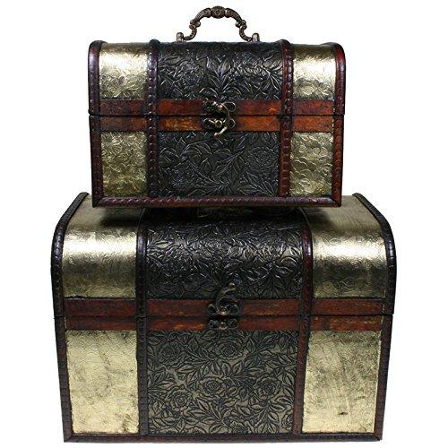 Juego-de-2-Bales-de-madera-decorada-con-asa-295-x-205-x-185-cm-Bales-decorativos-Christian-Gar-MH-2124
