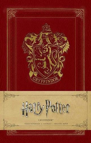 Harry Potter: Gryffindor Ruled Notebook par Insight Editions