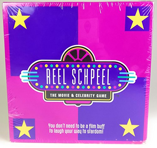 Reel Schpeel: The Movie and Celebrity Game (Us-reel)
