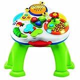 Chicco - 70690000030 - Jouet 1er Age - Table Jardin d'Eveil Bilingue