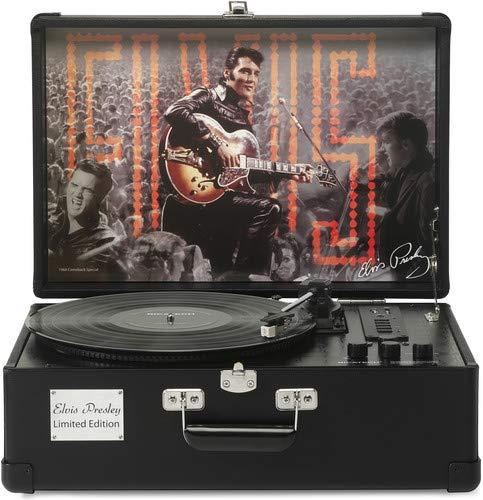 Ricatech EP1968 - Tocadiscos, Color Negro