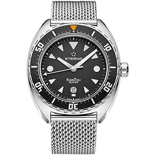 Mens Eterna Super KonTiki Watch 1273.41.40.1718