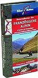 Motorradkarten Box Französische Alpen
