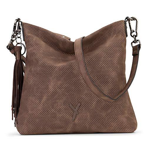 SURI FREY Umhängetasche No.1 Romy für Damen brown 200 brown 200 One Size -
