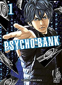 Psycho Bank Edition simple Tome 1