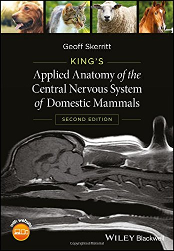 King's Applied Anatomy of the Central Nervous System of Domestic Mammals por Geoff Skerritt